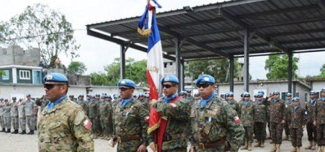 """En la """"Misión de Paz de Haití"""": Nuevo caso de soborno y cohecho en el Ejército"""