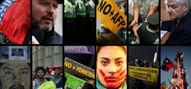 Recuento de la década: Los hitos sociales que pavimentaron el camino hacia el estallido de octubre