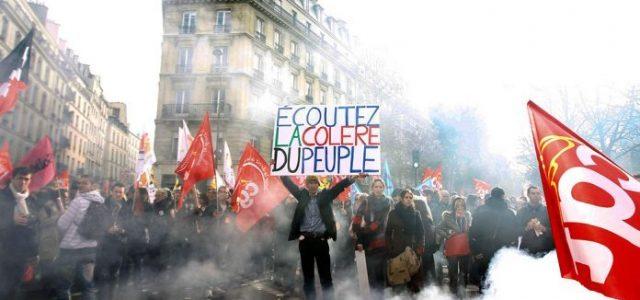 Francia – El malestar social coagula