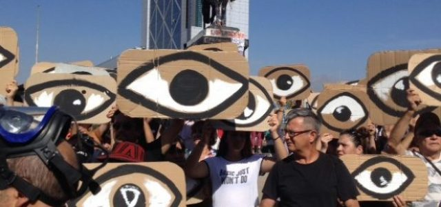 Chile – El ojo popular denuncia las violaciones de los derechos humanos y organiza el porvenir