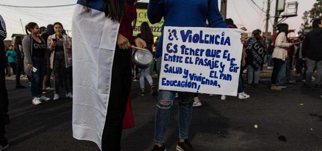 SALIDAS TRIBUTARIAS A LA CRISIS DEL 18/O                 Parte II: la desigualdad es una decisión política
