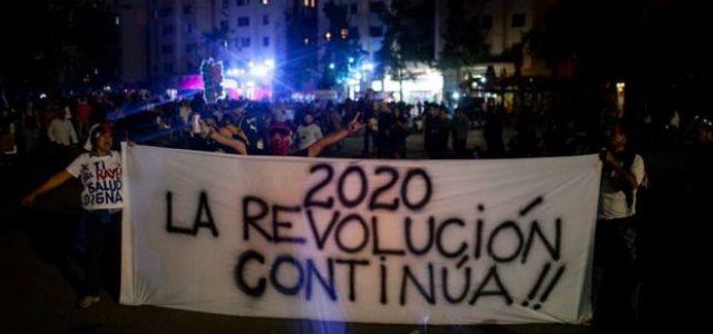 Chile. 2020 y la reafirmación que la revuelta sigue