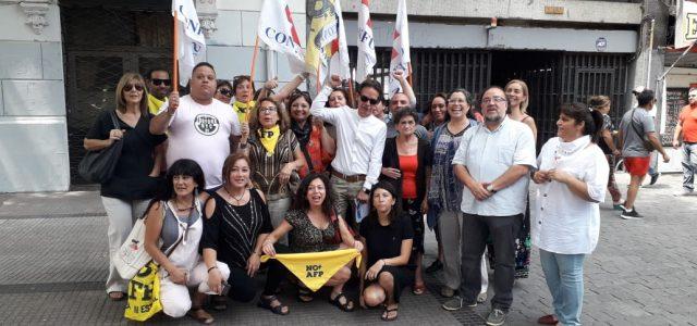 Rechazan apoyo de diputados DC a Proyecto de Piñera que criminaliza la protesta social