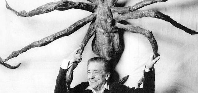 Louise Bourgeois – grandes figuras del feminismo