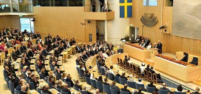Situación crítica de DDHH en Chile se traslada a Parlamento Sueco y se espera reacción de la Unión Europea