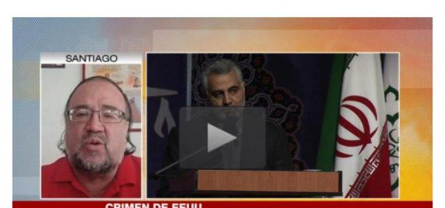 Esteban Silva: Asesinato de General Soleimani fue un acto de terrorismo puro.