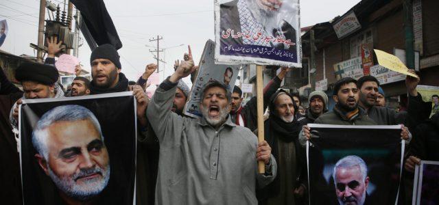 El asesinato de Soleimani  ha sumido al Oriente Medio en convulsión