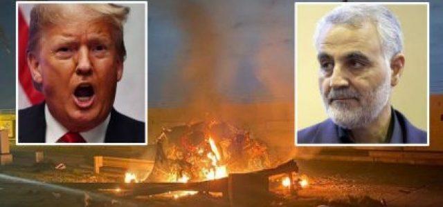 El del general Soleimani otro de muchos asesinatos políticos aceptables en las cúpulas occidentales