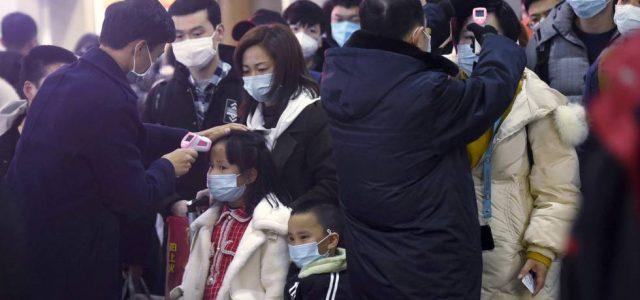 China – cuarentena para la ciudad de Wuhan