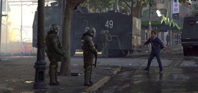 El grito de auxilio en Chile ante el abuso de las autoridades en el estallido social