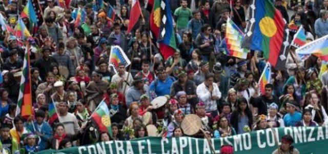 Panorama de la lucha social contra el neoliberalismo en Latinoamérica