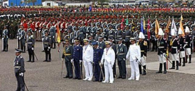 Bolivia – Radiografía de las Fuerzas Armadas