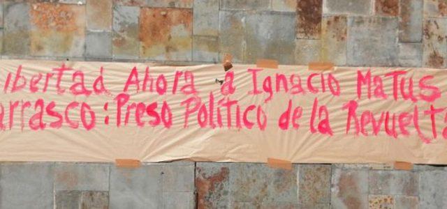 Tras casi 3 meses preso: revisarán por primera vez medida cautelar de Ignacio Matus, joven detenido en cacerolazo en San Pedro de la Paz