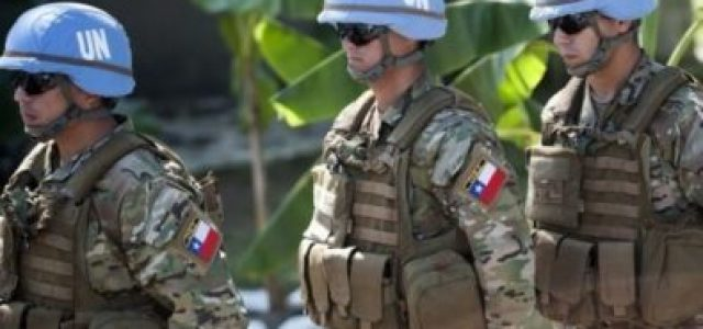 Chile sórdido: Investigarán a militares chilenos acusados de violaciones y abusos sexuales a menores en Haití