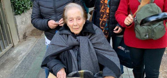 A los 99 años fallece la escritora Mónica Echeverría