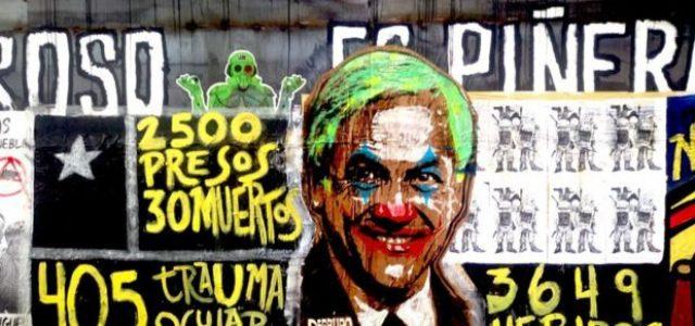 Otra vez miles en las calles exigiendo que caigan Piñera y sus secuaces