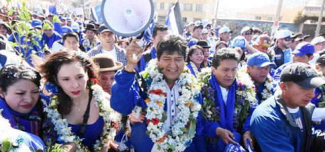 Bolivia – TSE rechaza anular la sigla del MAS y ratifica su habilitación para los comicios 2020