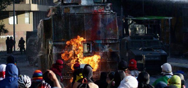 Con muerte cerebral otro hincha de Colo Colo: recibió balazo en protesta