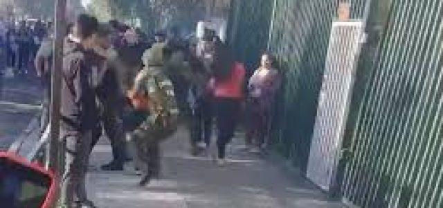 Suspenden la PSU en Calama debido a manifestaciones en todas las sedes