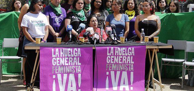 Feministas rechazan propuesta del gobierno para coordinación el 8M e informan del trazado