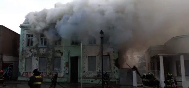 Declaración pública sobre incendio en ex centro de torturas de Punta Arenas