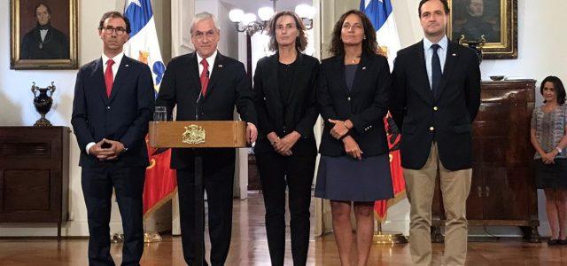 Sorpresiva renuncia: Marcela Cubillos deja el Ministerio de Educación