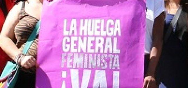 Coordinadora Feminista 8M llamó a un marzo feminista y anunció calendario de movilizaciones