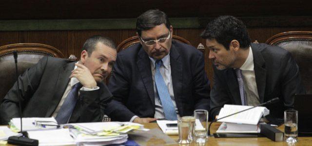 Acusación Constitucional contra el intendente, otro tongo que llega a su fin