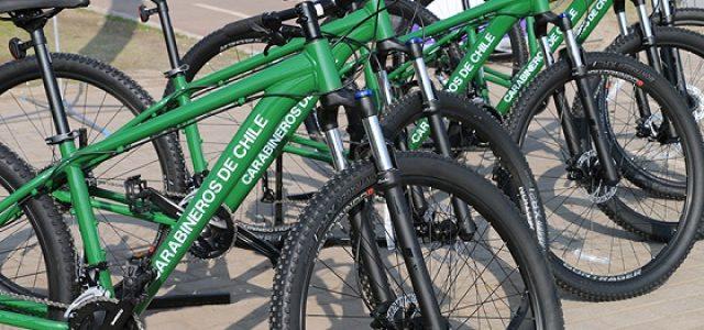 Polémica aprobación de recursos para compra de bicicletas a Carabineros