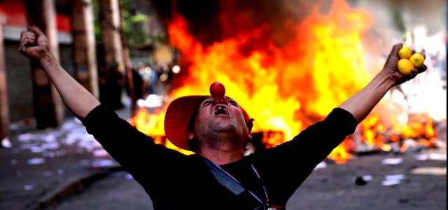 ¿Chile en camino hacia una Revolución o hacia un cambio de paradigma?