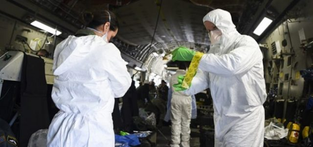 China: la crisis del coronavirus sacude el régimen