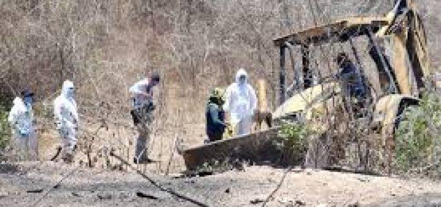 México – Desaparecidos. La mayor crisis forense del mundo