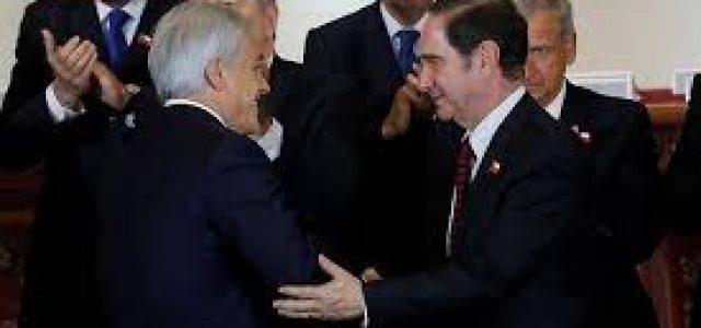 La cruel paradoja: Hernán Larraín, ministro de Justicia y Derechos Humanos