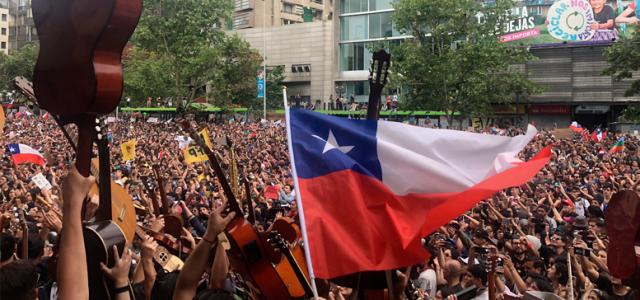 Los que sobran en Chile