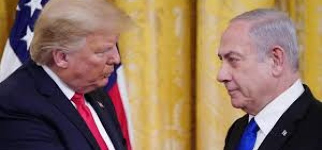 Palestina/Israel   «Lo que se necesita saber sobre el plan de anexión de Trump»