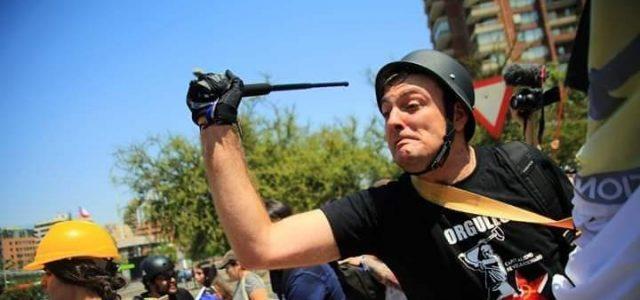 En Chile tenemos una derecha violenta y criminal