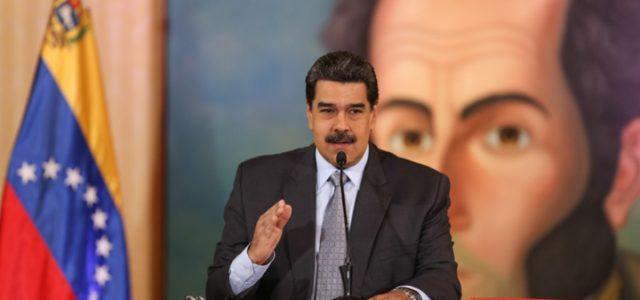 La nueva campaña macartista del Imperialismo contra Venezuela y la Carta  a l@s líderes mundiales del Presidente Nicolás Maduro. Por Esteban Silva C.