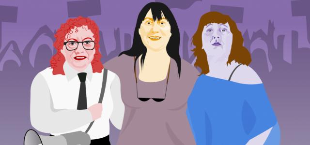 Feminismo de barrio: Mujeres poderosas que defienden sus poblaciones