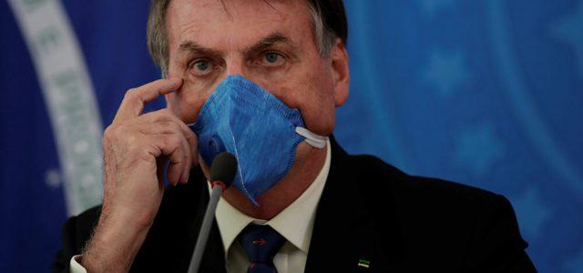 El coronavirus está hundiendo al Gobierno de Bolsonaro