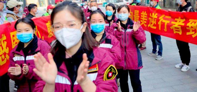 «Contagio social: guerra de clases microbiológica en China», del grupo comunista chino «Colectivo Chuang»