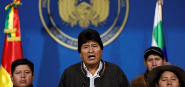 Un reporte del Washington Post afirma que «no hubo fraude electoral» en Bolivia