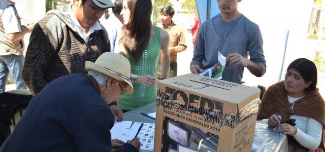 Reflexiones de cara a las elecciones en Bolivia