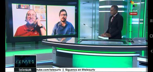 Chilenos exigen cambiar el modelo neoliberal. Análisis en TeleSur.