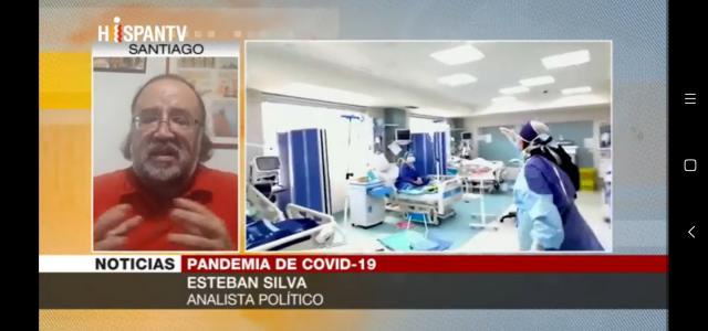 Analizan posible propagación del Covid-19 por EEUU. «En la emergencia sanitaria sanciones de EEUU contra Irán, Venezuela y Cuba son criminales»