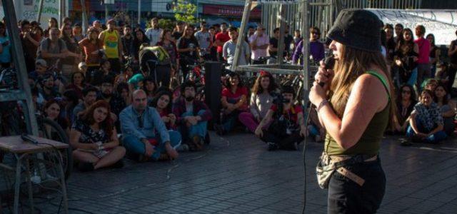 MAIPÚ RESISTE: ASAMBLEÍSTAS NO LEGITIMAN LA FARSA CONSTITUYENTE Y LLAMAN A SEGUIR LA LUCHA