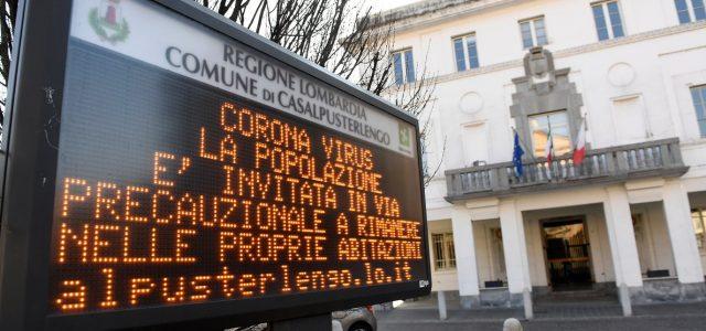 Italia – El centro europeo de la pandemia