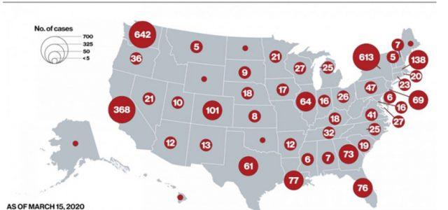 """COVID-19: """"En los Estados Unidos no existe un verdadero sistema de salud pública"""""""