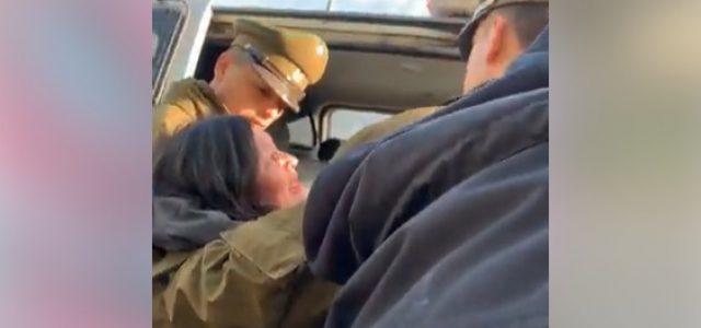 Isla Quinchao (Chiloé): Violencia y detención de habitantes que exigen medidas sanitarias por corona virus