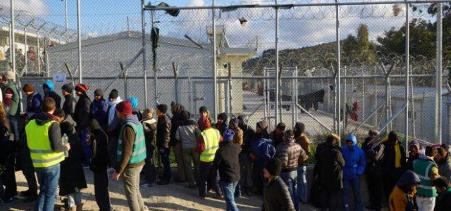 Grecia – La batalla de Lesbos