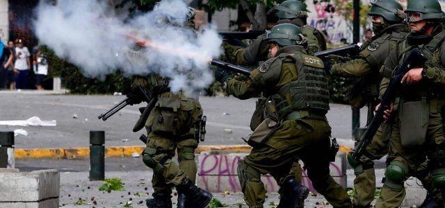 Confirman muerte de Cristian Valdebenito, nueva víctima de impacto craneal de presunta lacrimógena de Carabineros